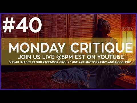Live: Complementary Colors | Critique 40