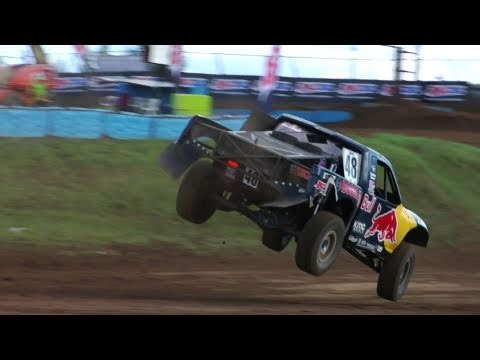 Ricky Johnson wins the TRAXXAS Off Road...