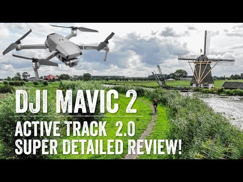 DJI MAVIC 2: How Active Track 2.0 Really Works // Sports Review