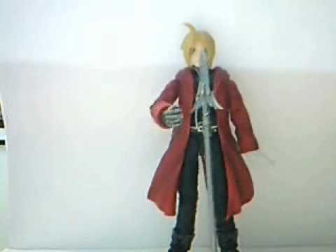 Fullmetal Alchemist- the Epic Edward Elric