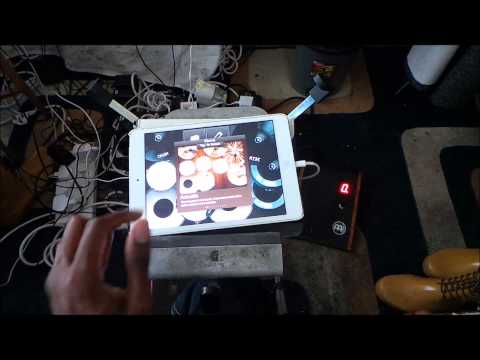 'The Gadget Guy's' Count Down Of The 5 Best Drum Apps!