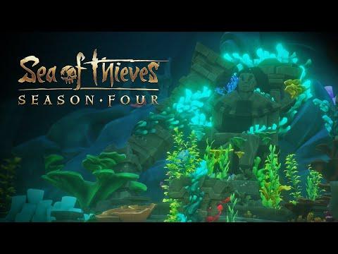 Sea of Thieves Season Four calls to you...