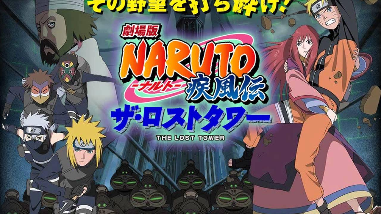 Naruto Shippuuden Staffel �Bersicht