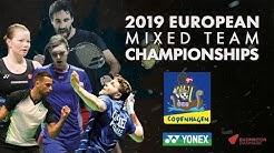 Denmark vs Germany - Final - 2019 European Mixed Team C'ships