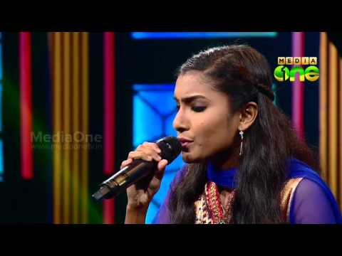 Pathinalam Ravu Season 4 | Rijisha - Song 'Ayoob Nabi Karanjoo.. '(Epi45 Part4)