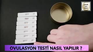 Ovulasyon Testi Nasıl Yapılır ?