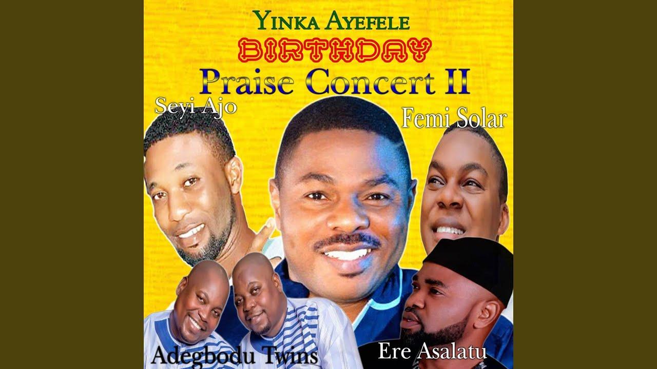 Download Olojo Ibi (Ayefele's Praise Concert)
