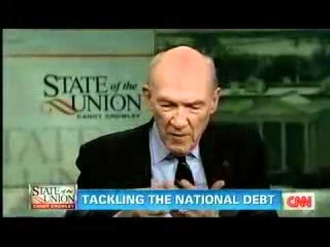 Alan Simpson tells the hard truth