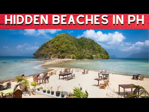 10 Hidden beaches in the Philippines - Philippines Travel Site