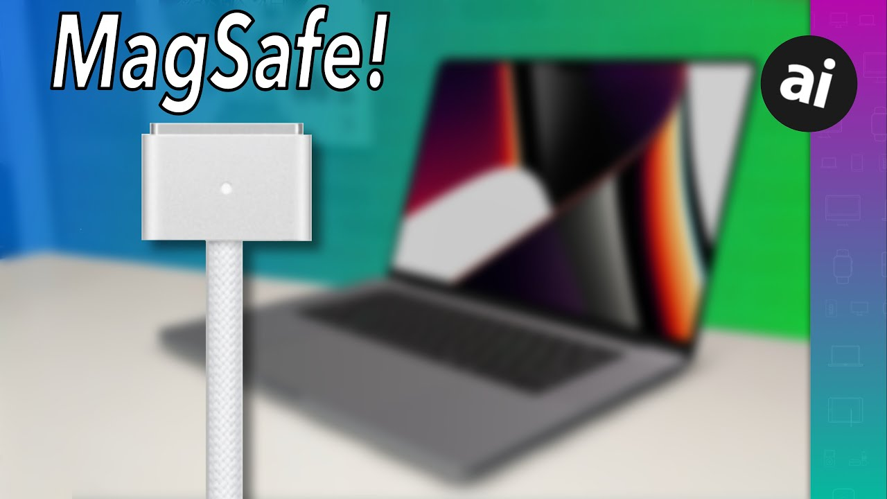 MagSafe on the new MacBook Pro: Everything you need to know