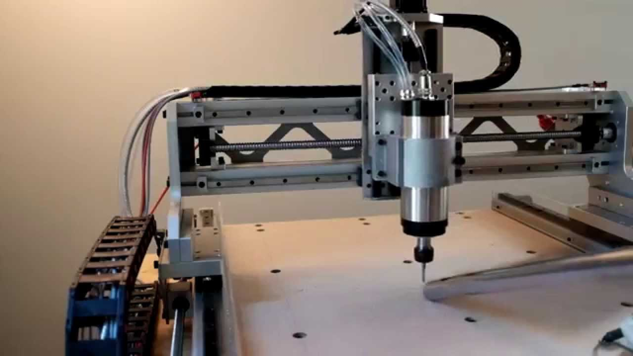 Cnc Drilling Fixture : Diy cnc router drilling fixture holes in bed youtube
