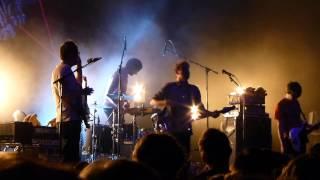 Tocotronic - Drüben auf dem Hügel & Ich will für Dich nüchtern bleiben - live München  2013-11-04