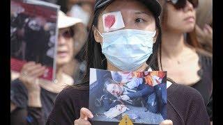WELT THEMA: Wut und Angst in Peking - Hongkong-Proteste unglaublich friedlich