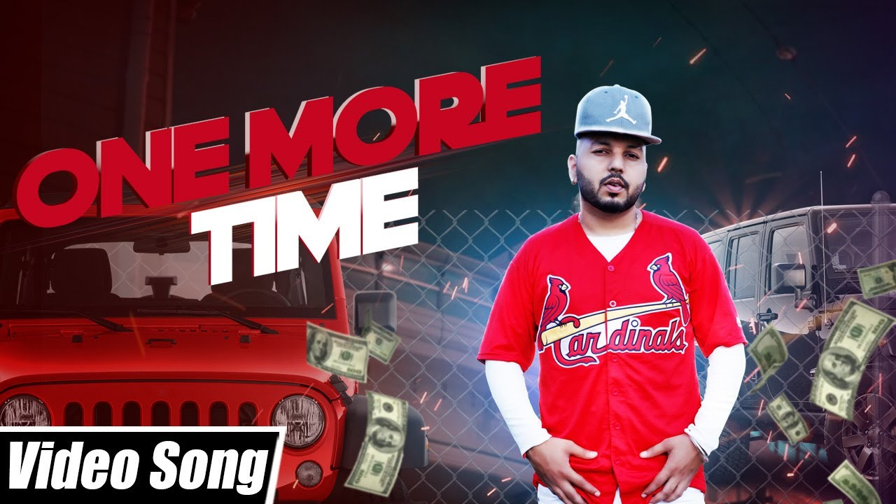 One More Time   Shubham Virk   Sukhdeep Sukhi   Latest Punjabi Song 2021   Yellow Music