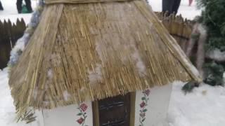 Рождество Христово :) Большая елка :) Фестивальная Запорожье
