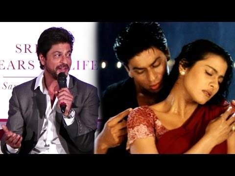 Shahrukh Khan Making FUN Of His Own Dialogue In Kuch Kucha Hai Movie