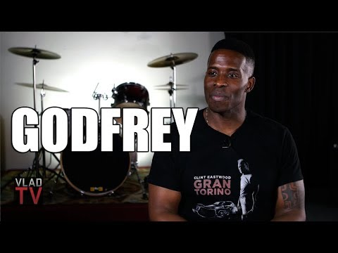 Godfrey and DJ Vlad Discuss Whether He is a Culture Vulture Part 6