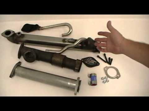 Powerstroke 6.0L EGR Cooler Delete Kit by Performance Machine MFG www.performancemachinemfg.com