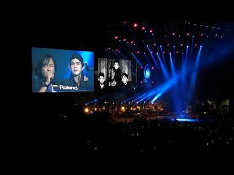 Dul Jaelani Meneteskan Air Mata Saat Lagu Hadapi Dengan Senyuman Didedikasi Buat Ahmad Dhani