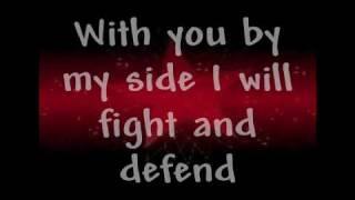 Glee - Keep Holding On (Lyrics)
