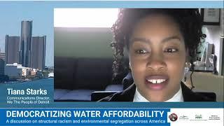 Democratizing Water Affordability