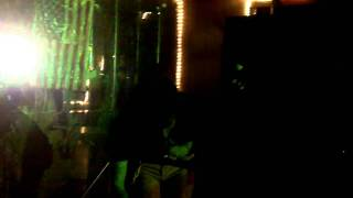 Princess Army Wedding Combat live @ the Club 1808 Pizza Party