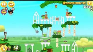Angry Birds Seasons Marie Hamtoinette All levels