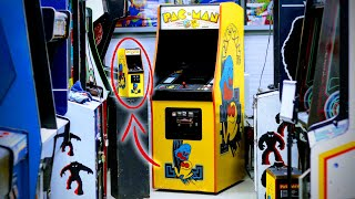 £150 MINI Pac-Man Arcade VS 1980 Original