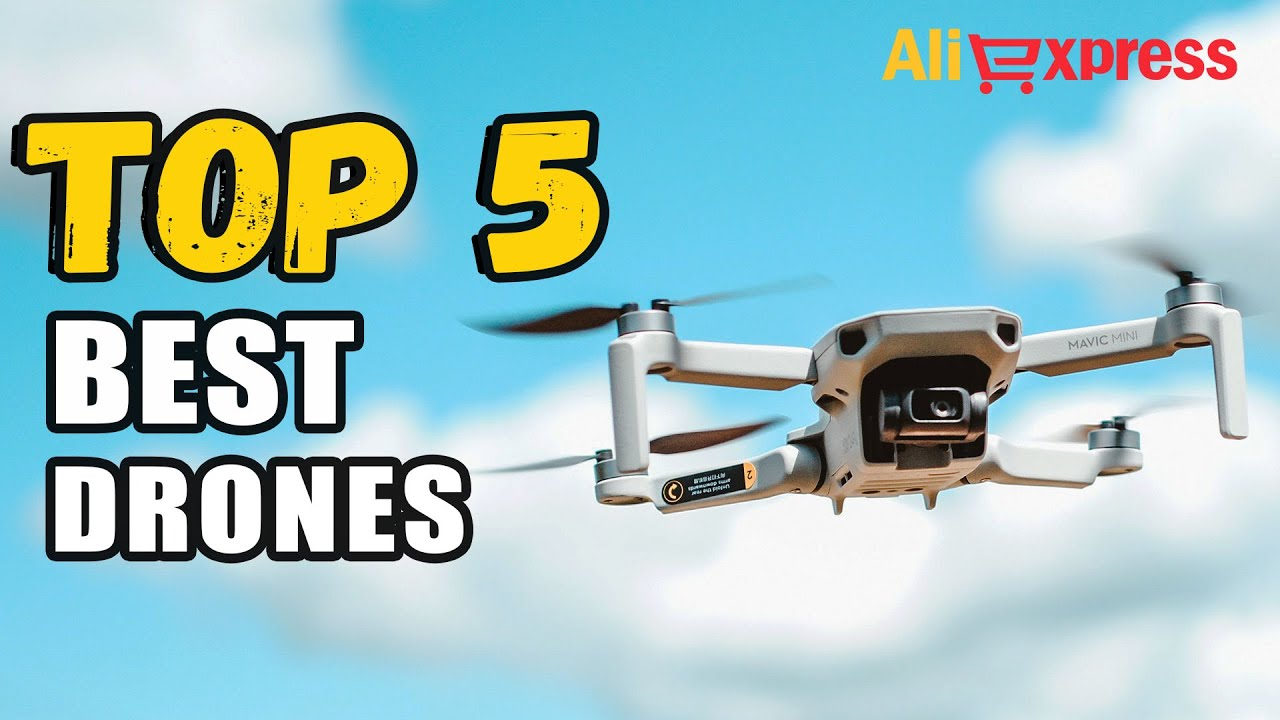 Top 5 Best Drone In 2020 On Aliexpress