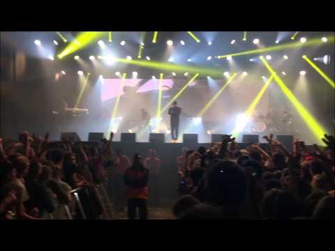Kendrick Lamar - King Kunta Kraków Live Festival 2015