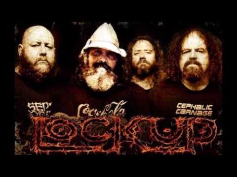 LOCK UP debut Desolation Architect feat. members of Brutal Truth/Napalm Death/Dimmu Borgir!