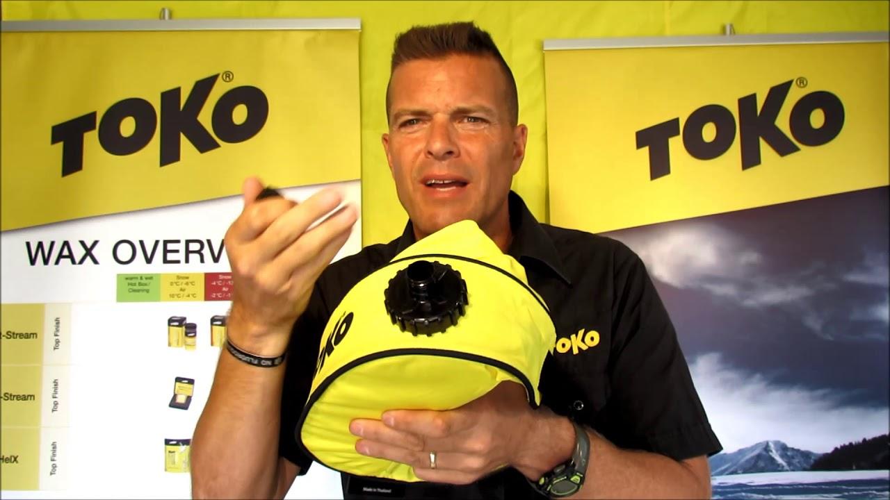 Toko Drink Belt Yellow
