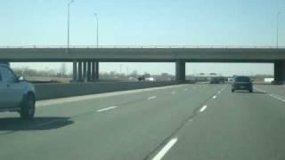 Cruisin down the highway