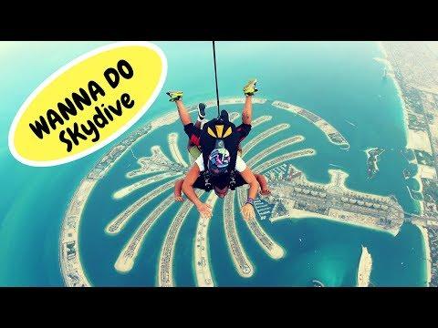 Dubai Skydive  - Wanna do? All you need to know!!