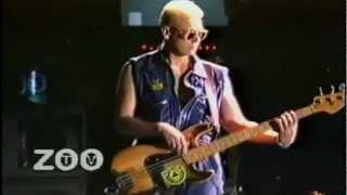 U2 Intro/Zoo Station (ZOO TV Sydney 1993)