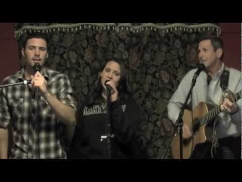 Hey Soul Sister   Train Cover  Pat and Katie Kiely
