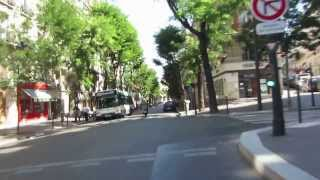 Cycling in Paris: Rue Caulaincourt _ Rue Custine