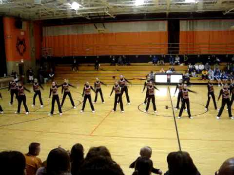 Harlem Middle School Picture Perfect Routine