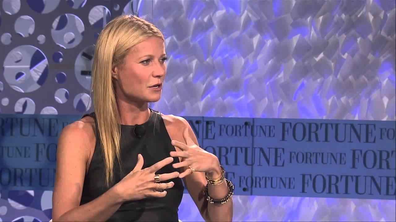 Gwyneth Paltrow Talks Goop And Martha Stewart Full