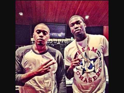Meek Mill ft. Nas, Scarface, Fat Joe & Tupac - Ready or Not Remix