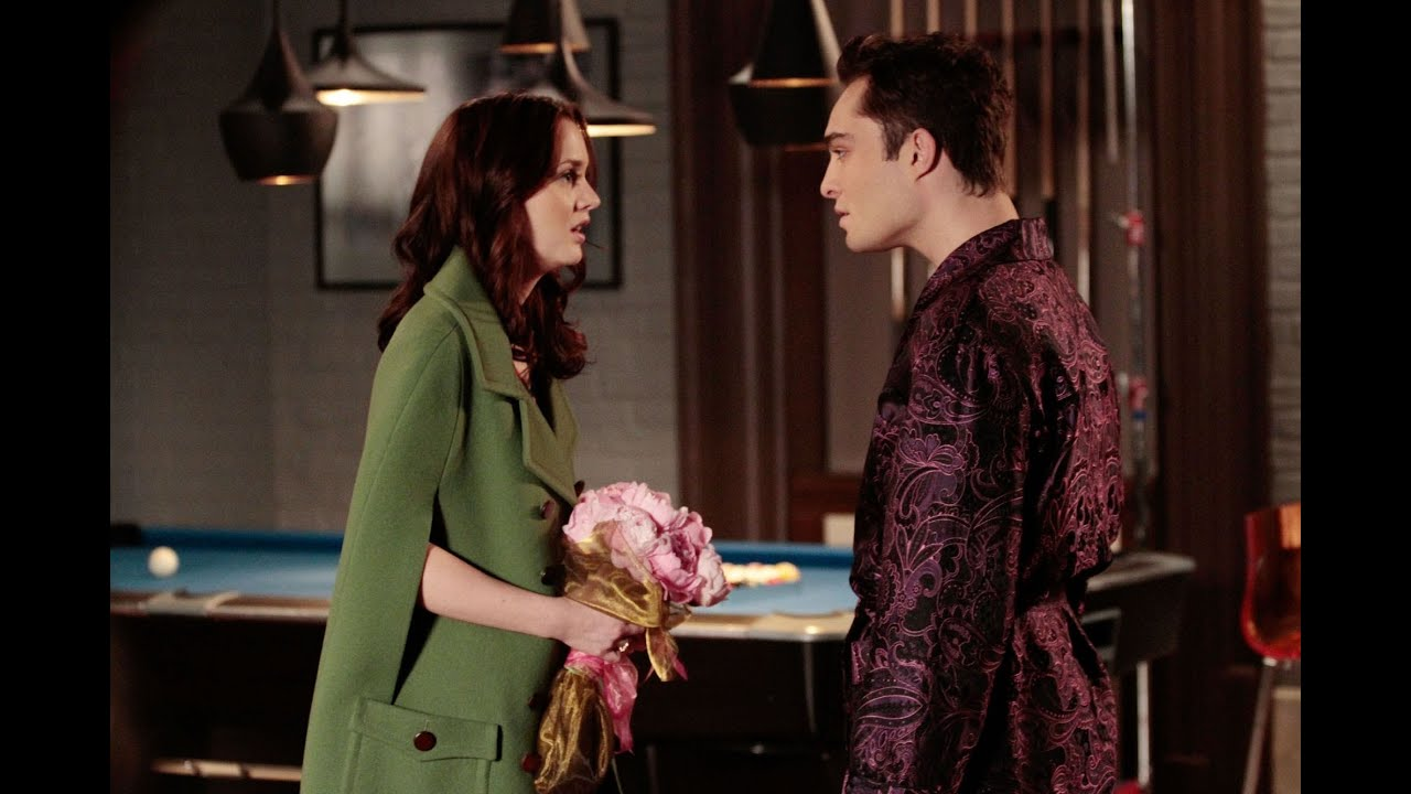 when do chuck and blair get back together in season 5