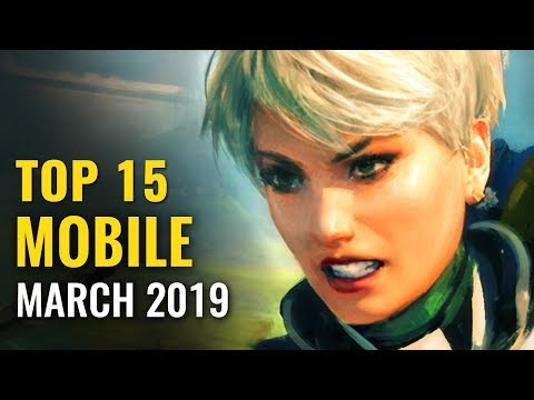 15 Best FREE Android & iOS Games of March 2019  whatoplay