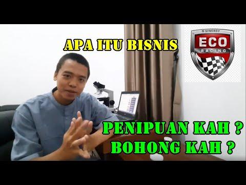 Bisnis Eco Racing Itu Apa Apakah Bohong Atau Penipuan Member