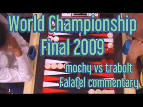 Backgammon World Championship 2009 Final with commentary