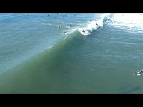 Huntington Beach, CA, Surf, 12/27/2019 AM - Part 3