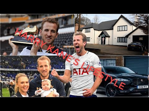Harry Kane's Lifestyle 2018 [HD]