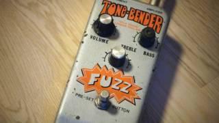 Tone Bender Sola Sound vintage fuzz