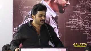 Karthi wishes Shakthi and his Tharkapu team