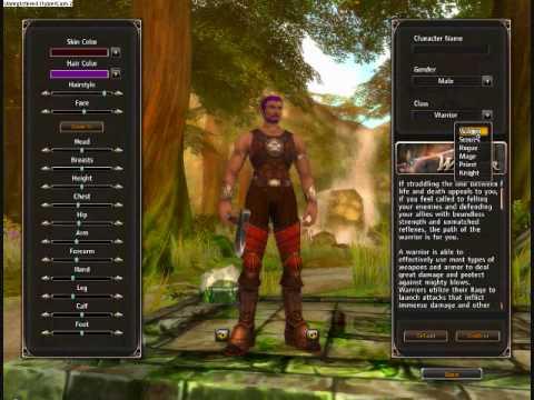 Runes Of Magic Review + Gameplay