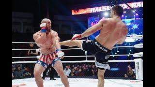 Брэндон Холси vs Михаил Рагозин, M-1 Challenge 83 & Tatfight 5, русский комментатор